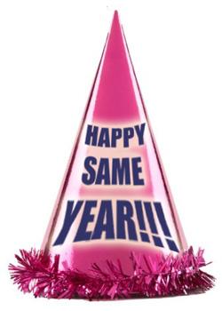 Happy Same Year!