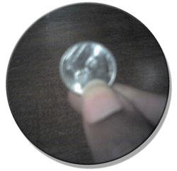 Law Of Attraction - Money Magnet Nickel